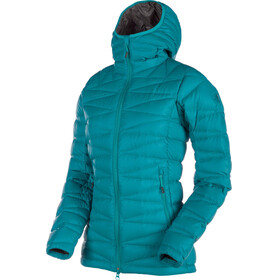Mammut W's Miva IN Hooded Jacket aqua